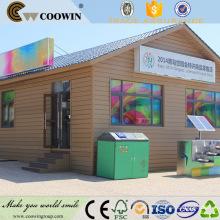 China PWC fornecedor oferecer casas pré-fabricadas modular irlanda do norte