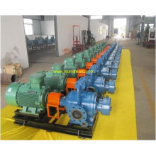 V. W High Efficiency Double Screw Pump