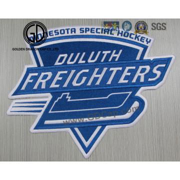 Bordado del logotipo del diseño de la manera de calidad superior nuevo para la decoración