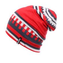 Mode Jacquard Acryl Gestrickte Winter Warme Ski Sport Hüte (YKY3137-2)