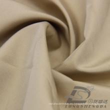 Water & Wind-Resistant Fashion Jacket Down Chaqueta Tejido Liso 100% Poliéster Cationic hilado filamento tejido (X068)