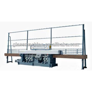 Glass straight line edging machine 9 grinder