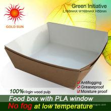 Promoção de vendas da fábrica Caixas de embalagem de alimentos