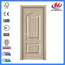 * JHK-MD08 Preços da porta do interior Melamine Wood Doors Interior Laminate Door Skin
