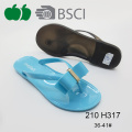 2016 Hot Sale New Style Durable Pvc Flip Flop Slipper