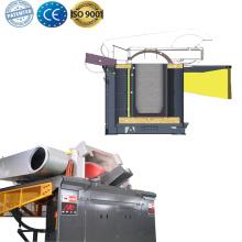 Chauffage électrique fondoir à induction à coque en acier