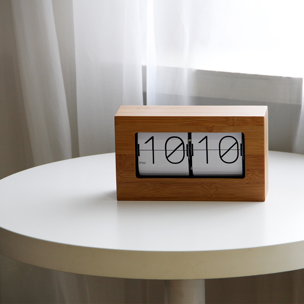 Flip Flap Clocks
