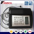 Telefone de Emergência Telefone de Anti-Explosão Koontech Knex1