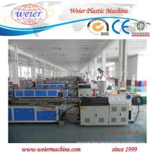 Wood Plastic Composite WPC Decking Flooring Machine