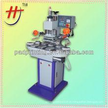 HH-168C Pneumatic automático econômico hot foil carimbar preço da máquina com transportador