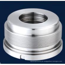 Pistão de usinagem integral CNC para máquina hidráulica