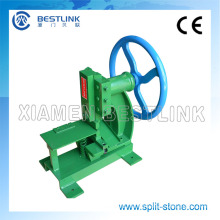Stripe Ledgestone Chopping Machine for Making Mosaic