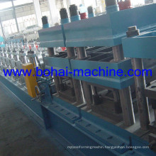 High Guardrail Contruction Roll Forming Machine