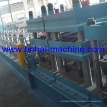 Rolo de Contruction do alto Guardrail que dá forma à máquina