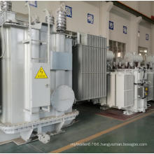 Copper Coil Oil Immersed Industrial Electrical Power Transformer