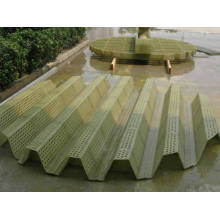 Anti Corrosion FRP / Fiberglass Irregular Laminated Products / Parts