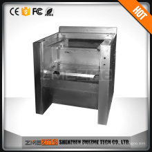 peut découper à froid la pièce en métal de découpage de laser en acier laminée à froid faite sur commande