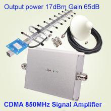 Низкий шум CDMA 850MHz Lte ретранслятора сигнала мобильного телефона