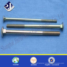 cap head square neck bolts