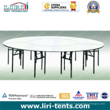 1,8 m 10 personnes table ronde pliante à vendre