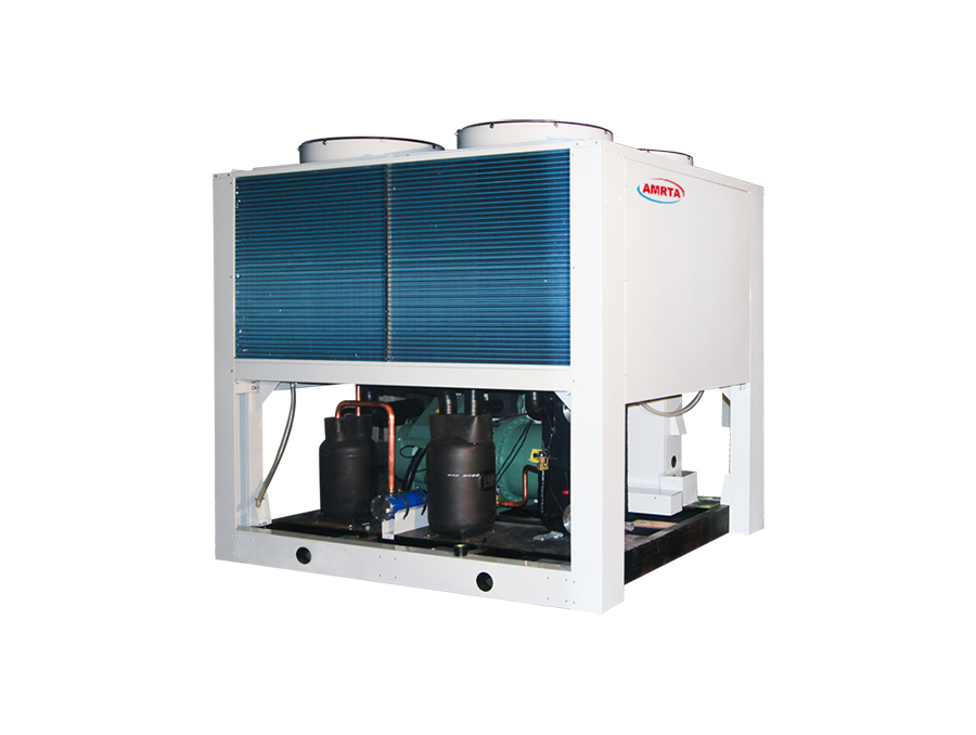 Amrta Air Cooled Screw Water Chiller