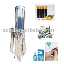 GJZZ-300 Destilador de agua de alto efecto desincrustante automático