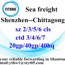 Shenzhen Global vracht Agent Chittagong