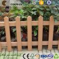 Современный красивый забор с панели стены WPC составное