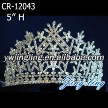 couronnes pageant accessoire Strass pour vendre-CR-12043