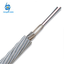 Price Steel Tube OPGW Earthing Wire Transmission Cable