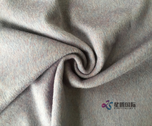 Yarn Dyed Woven Wool Blend Fabric