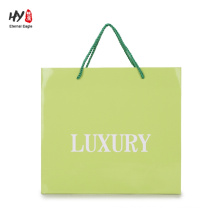 Cheap different size fashion gift paper bag