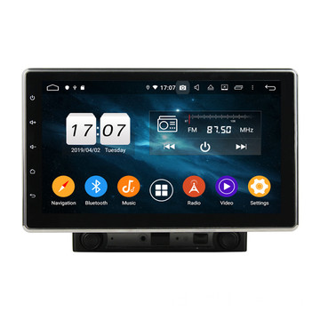 Klyde 10.1 inch audio mobil dsp android