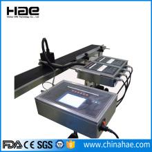 Multi Head Imprimante de codage jet d'encre à code QR