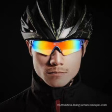 Rockbros Polarized Cycling Glasses for Men and Women Outdoor Sports Bicycle Glasses with Myopia Frame Bicycle Equipment