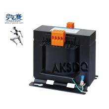 Transformateur de contrôle monophasé de la série JBK5