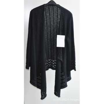 Femmes à manches longues Opean Patterning Knitwear Cardigan