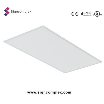 5 Years Warranty 2835 1200*600mm Panel LED Hanging Lighting UL