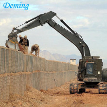 National border military explosion-proof wall