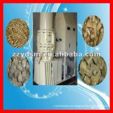 nuevo tipo máquina de pellets de madera para pellets de biomasa