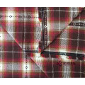 Plaid Klasik 100% Cotton Flannel Fabric