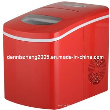 Máquina de gelo portátil Countop casa, capacidade de tomada de gelo: 10-12kgs/24hours