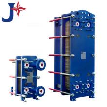 Material de la junta Apv J107 Intercambiador de calor de placas para la industria química