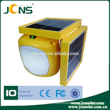 Solar Camping Light Led Lamp with USB Port and Led indicator light