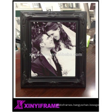 Fetco Home Decor Longwood Picture Frame in Delicacy Wood Photo Frame