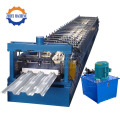 High Efficiency GI Roof Deck Roller Former Machine