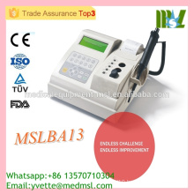 Hot sale Semi auto Coagulometer Analyzer Chemical analyzer with CE & ISO approved
