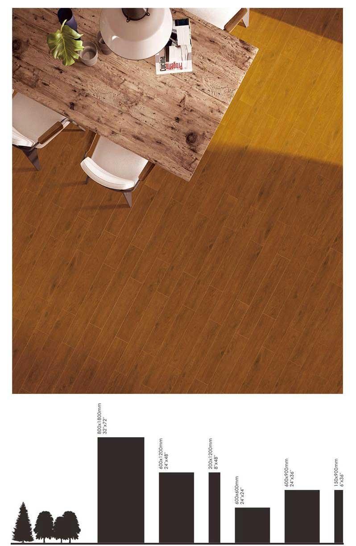 木看起来瓷砖客厅