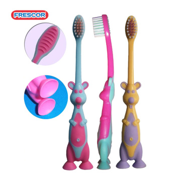 Stand up Kangaroo And Easy Scaling Kids Toothbrush