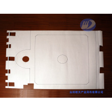 Tissu de filtre de plaque de presse avec matériel en feutrine à aiguille PP